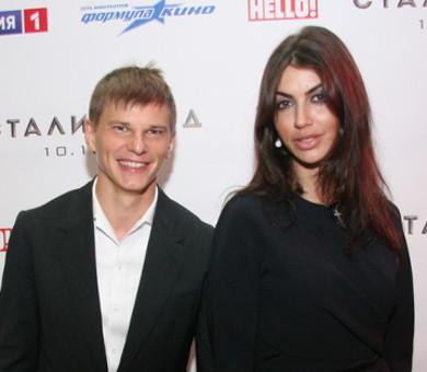 Андрей аршавин фото с новой подругой