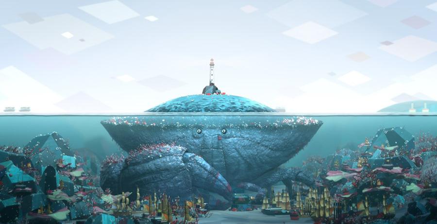 Лучшие анимационные фильмы мира покажут нафестивале «Мультивидение» вПетербурге