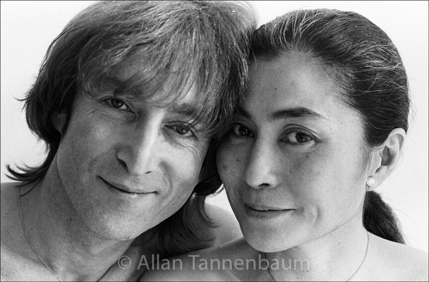 ВПетербурге откроется выставка уникальных снимков Джона Леннона иЙоко Оно