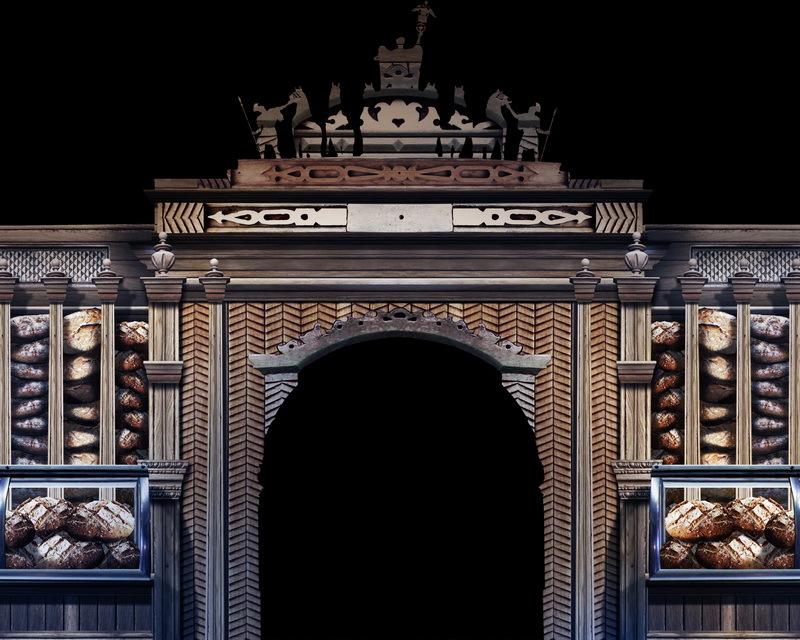 Вконце осени наДворцовой площади иПетроградской набережной пройдет Фестиваль света