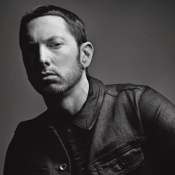 Eminem после 4-летнего перерыва выпустил новый альбом