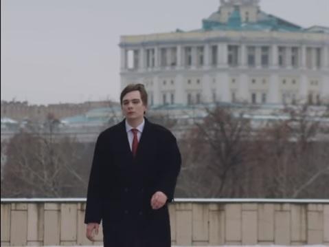 Слава КПСС вновом клипе сравнил себя сВладимиром Путиным