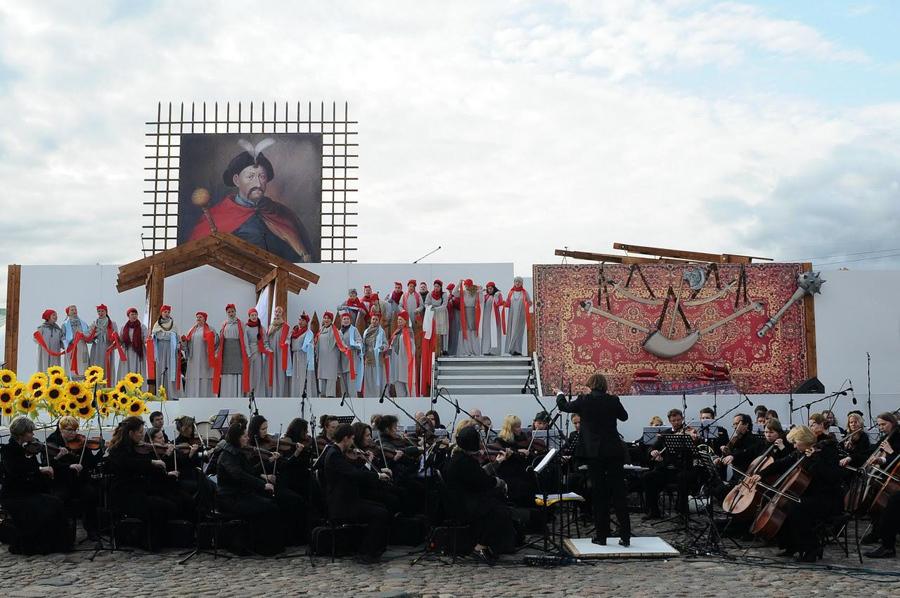 Мировые шедевры— бесплатно. ВПетербурге стартует фестиваль «Опера— всем»