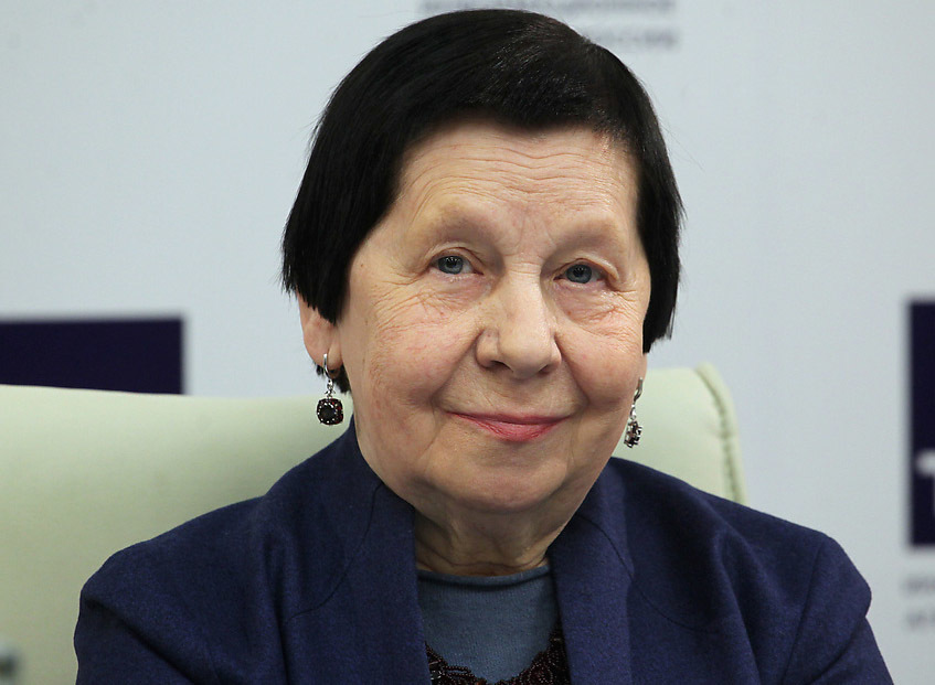 ВПетербурге на78-м году жизни скончалась вдова Алексея Германа-старшего