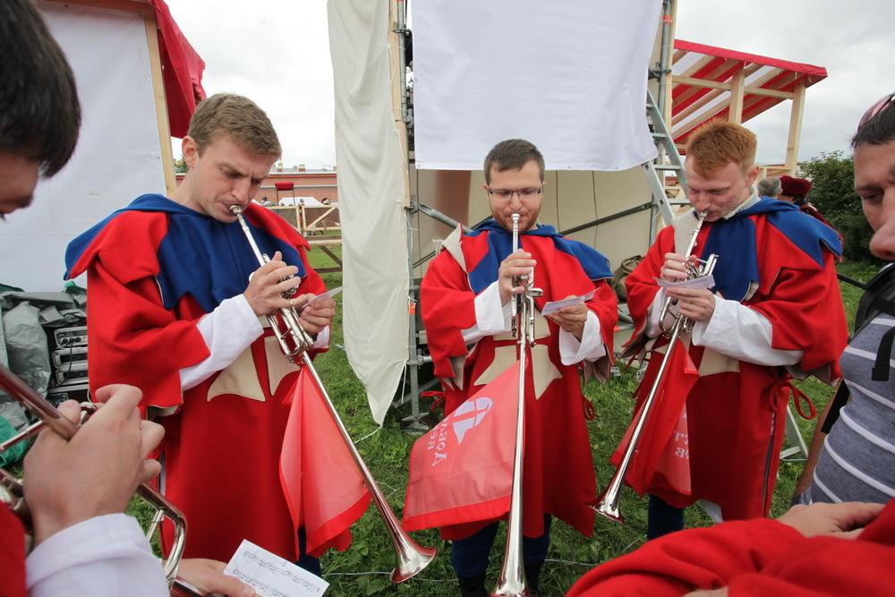 ВПетербурге закончился 1-ый день фестиваля «Битва наНеве»— Санкт-Петербург