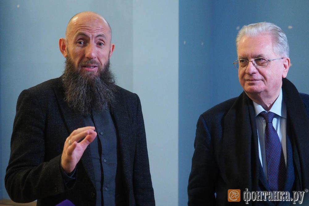 Михайловский театр готовит новые премьеры для Эрмитажа