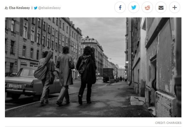 Размещены первые кадры фильма Серебренникова оЦое
