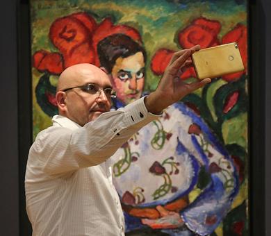 Экспрессивные скрепы: Как Шагал, Кандинский и другие «вывернули душу» в Русском музее