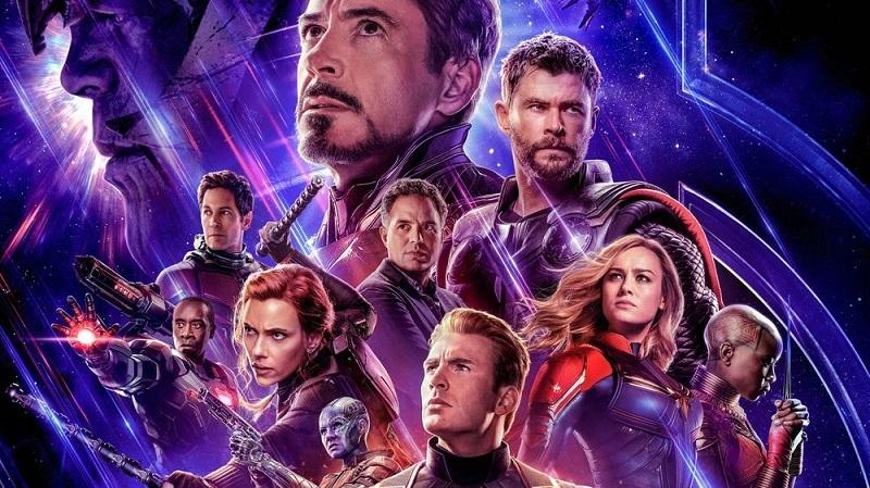 Фильм «Мстители: Финал» собрал впрокате рекордную сумму